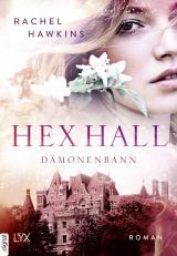 Cover-Bild Hex Hall - Dämonenbann