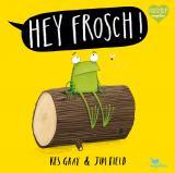 Cover-Bild Hey Frosch!