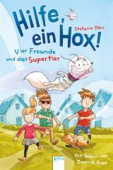 Cover-Bild Hilfe, ein Hox!