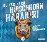 Cover-Bild Hirschhornharakiri
