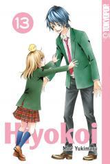 Cover-Bild Hiyokoi 13
