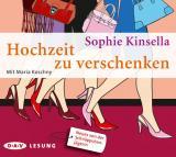 Cover-Bild Hochzeit zu verschenken (3 CDs)