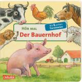 Cover-Bild Hör mal (Soundbuch): Der Bauernhof