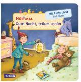 Cover-Bild Hör mal (Soundbuch): Mach mit - Pust aus: Gute Nacht, träum schön