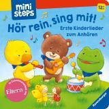 Cover-Bild Hör rein, sing mit! Erste Kinderlieder zum Anhören.