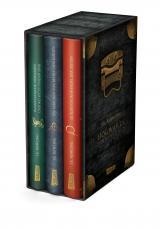 Cover-Bild Hogwarts-Schulbücher: Die Hogwarts-Schulbücher im Schuber