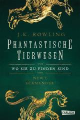 Cover-Bild Hogwarts-Schulbücher: Phantastische Tierwesen und wo sie zu finden sind