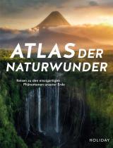 Cover-Bild HOLIDAY Reisebuch: Atlas der Naturwunder