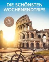 Cover-Bild HOLIDAY Reisebuch: Die schönsten Wochenendtrips