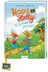 Cover-Bild Hops & Holly 1: Die Schule geht los!