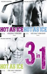 Cover-Bild Hot As Ice 1-3: Drei Romane in einem E-Book