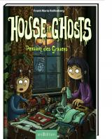 Cover-Bild House of Ghosts - Pension des Grauens