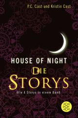 Cover-Bild House-of-Night - Die Storys
