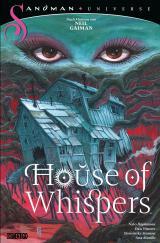 Cover-Bild House of Whispers