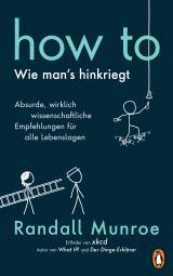 Cover-Bild HOW TO - Wie man's hinkriegt