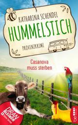 Cover-Bild Hummelstich - Casanova muss sterben