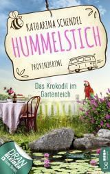 Cover-Bild Hummelstich - Das Krokodil im Gartenteich