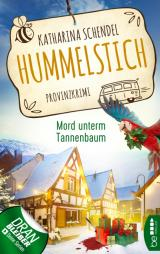 Cover-Bild Hummelstich - Mord unterm Tannenbaum