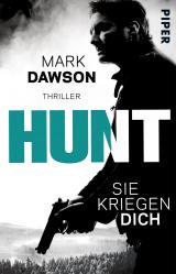 Cover-Bild Hunt – Sie kriegen dich
