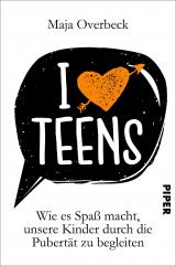 Cover-Bild I love Teens