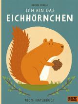 Cover-Bild Ich bin das Eichhörnchen