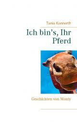 Cover-Bild Ich bin's, Ihr Pferd
