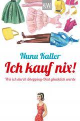 Cover-Bild Ich kauf nix!