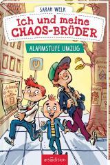 Cover-Bild Ich und meine Chaos-Brüder - Alarmstufe Umzug (Ich und meine Chaos-Brüder 1)
