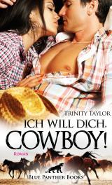 Cover-Bild Ich will dich, Cowboy! Roman