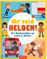 Cover-Bild Ihr seid Helden!