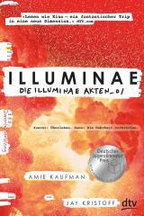 Cover-Bild Illuminae. Die Illuminae-Akten_01