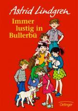 Cover-Bild Immer lustig in Bullerbü