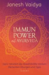 Cover-Bild Immunpower mit Ayurveda