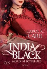 Cover-Bild India Black - Mord im Lotushaus