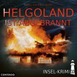Cover-Bild Insel-Krimi 10: Helgoland ist abgebrannt