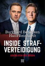 Cover-Bild Inside Strafverteidigung