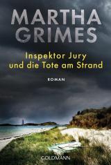 Cover-Bild Inspektor Jury und die Tote am Strand