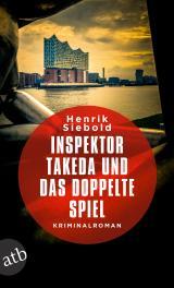 Cover-Bild Inspektor Takeda und das doppelte Spiel