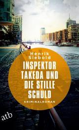 Cover-Bild Inspektor Takeda und die stille Schuld