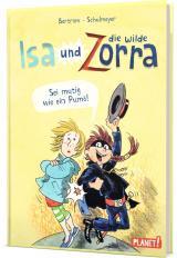 Cover-Bild Isa und die wilde Zorra 1: Sei mutig wie ein Puma!