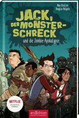 Cover-Bild Jack, der Monsterschreck, und die Zombie-Apokalypse