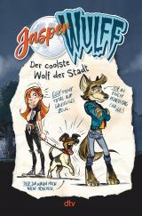 Cover-Bild Jasper Wulff – Der coolste Wolf der Stadt