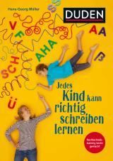 Cover-Bild Jedes Kind kann richtig schreiben lernen