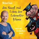 Cover-Bild Jim Knopf und Lukas der Lokomotivführer - Die ungekürzte Lesung