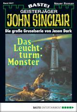 Cover-Bild John Sinclair - Folge 0027