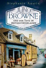 Cover-Bild Juno Browne und der Tote im Antiquitätenladen