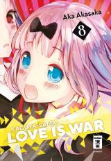 Cover-Bild Kaguya-sama: Love is War 08