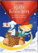 Cover-Bild Kalle Körnchen: Ein kleiner Sandmann greift nach den Sternen