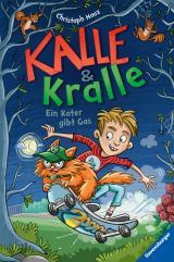Cover-Bild Kalle & Kralle, Band 1: Ein Kater gibt Gas
