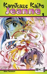Cover-Bild Kamikaze Kaito Jeanne 01